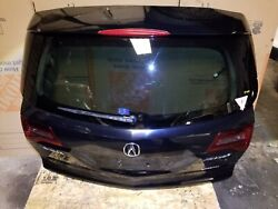 10 11 12 13 Acura Mdx Liftgate Tailgate Trunk Lid Hatch Assembly W/ Camera Oem