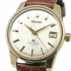 Grand Seiko 57gs Second Model Ref.5722-9011 Manufactured In May 1967 Used Watch