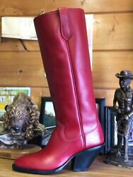 Tall Paul Bond Boots Size Pre Order In Your Size Men Custom Boots Tall Heel Toe