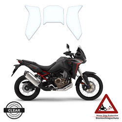 Fuel Tank Protection Tankpad Honda Africa Twin Crf1100l 2020+ Clear