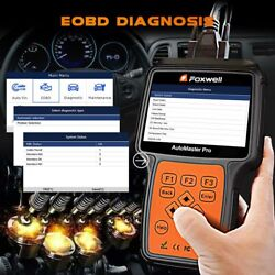 All Systems Diagnostic Scanner With Oil Light/service Reset+epb Functions Update