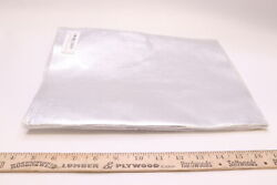 Aluminum Heat Shield Protection With Fiberglass And Self-adhesive Backing 12x24