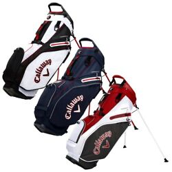 New Callaway Golf 2021 Fairway 14 Stand / Carry Bag - Pick The Color