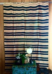 Outstanding Large Vintage Southwest Weaving