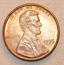 1995 Lincoln Cent Double Die