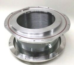 Axcelis Type 17161640 Beamline V3 Bellows Stainless Steel Setech 7056207