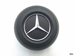20-21 Mercedes E S Lci Nappa Leather Srs Unit Amg/sport Us Type Dual Stage Rare