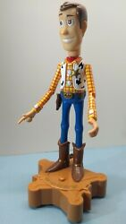 Disney Pixar Toy Story Sheriff Woody 15 Inch Talks And Moves Thinkway