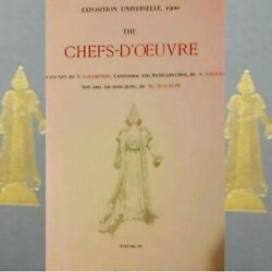 ☆paris 1900☆ The Famed Exposition Universalle A Ltd Ed Nandbull324 Of 1000 - 7 Volumes