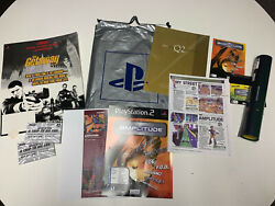 Ps2 Promo - 2003 Q2 Retail Book And Store Displays Getaway Aplitude - Promotional