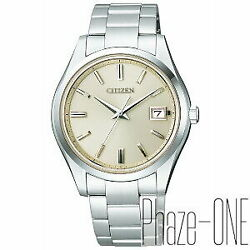 The Citizen Eco-drive Solar Watch Menand039s Watch Aq4000-51a Sapphire Glass Silver
