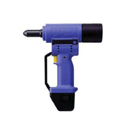 Pop Accubird Cordless Blind Rivet Tool In Case With Battery And Chargeraccubird