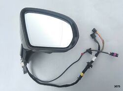 15-20 Oem Mercedes S Coupe C217 Complete Mirror Gray Right Dim/memory/camera Rhd