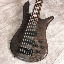 Spector Euro 5lxt Black Stain Gloss