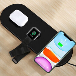 3in1 Phone Phone/watch/earphone Charger Pad F Samsung Galaxy S7 Active Sm-g891a