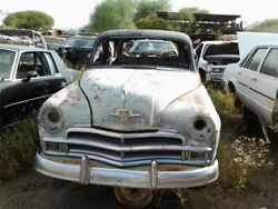 Plymouth 1950 Door Assembly Front 68549