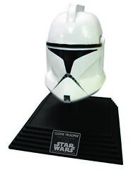 Rubies Mens Star Wars 2 Clone Trooper Collectible Mask Helmet, Multi, One Size