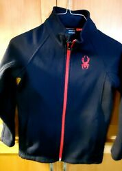 Spyder Constant Full Zip Jacket Size Youth Size 7/8