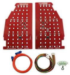 81-85 Non Ss 86 Ss Monte Carlo Digi Tails Led Tail Light Kit W/ Flasher 1101081
