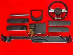 Mercedes G63 W463 Carbon Steering Wheel Interior New Model Made In Germany .