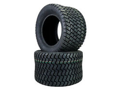 2 Walker Mower Turf Tires 18x10.50-10 Low Profile Replaces 8075-1