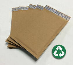 Size 00 5x9 Kraft Brown Bubble Mailers 12000 Ct- Save Big
