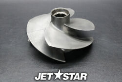 Seadoo Rxp-x 260 And03912 Oem Stainless Steel Impeller Assand039y Used [s581-027]