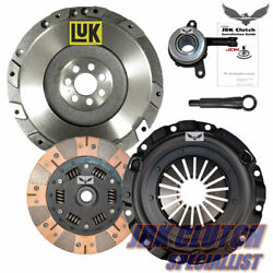 Jd Dual Friction Clutch And Flywheel Kit For 08-17 Lancer 2.0l 2.4l Non-turbo