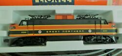 Lionel O-gauge Great Northern Locomotive 6-18302 New Ep-5 Electric Loco Boxed