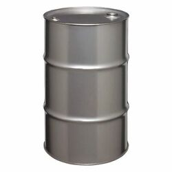 Zoro Select St3003-316 Closed Head Transport Drum 316 Stainless Steel 30 Gal