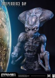 Independence Day Resurgence Bust 1/1 Alien - Prime 1 Studio 🎬 Huge And Rare