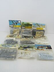 Vintage Air Fix/frog 1/72 Scale Airplane Models Complete You Pick Pg61c