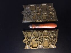 Vintage 1934 - Rapaport Brothers Electric Caster Set Buck Rogers Mold