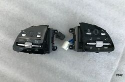 18-21 Mercedes A220 C300 E300 G550 Control Button Switches Set/pair With Wire