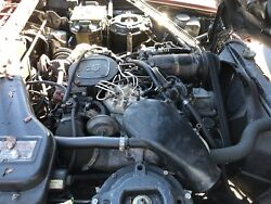 Rolls Royce Bentley Used Engine Fits 1984 To 1988
