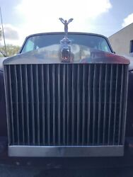 1967 Rolls Royce Silver Shadow Front Radiator Grille