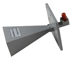 26.5ghz To 40.0ghz Wr-28 20db Gain Horn Antenna With K-2.92 F Connector
