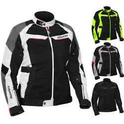 Castle Passion Air Womens Street Ridiing Racing Bike Motorcycle Jackets