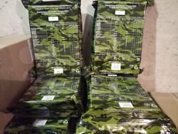 Set Of 8 Russian Army 2022 Military Mre Daily Food Ration Pack Emergency Food