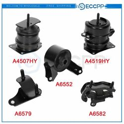2008-2011 For Ford Focus 2.0l Engine Motor And Trans Mount Set 3pcs