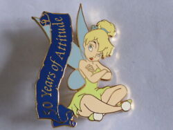 Disney Trading Pins 25361 Disney Auctions P.i.n.s. - Tinker Bell 50 Years Of