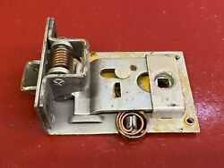 1942 1946 1947 1948 Ford Coupe Trunk Lock Latch Nos