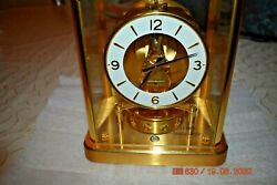 Atmos Clock Jaeger Lecoultre Model 540 For Project Not Working