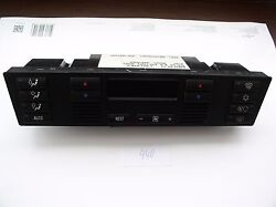 Bmw 5 E39 525 530 540 M5 A/c Air Conditioning Heater Climate Control P/n 6901628