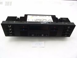 96-00 Oem Bmw 5 E39 Ac Air Conditioning Heater Climate Control Unit Rest 8391186