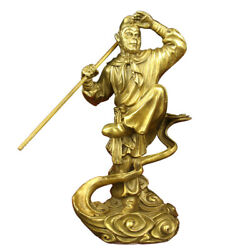 The Journey To The West The Monkey King Brass Statue Action Figures 29/40cm Gift