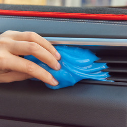 Cleaning Gel Dust Cleaner Car Air Vents Cleans Pc Keyboard Laptop Dusting Putty