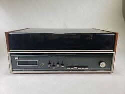 Vintage Arvin Model 80l88-18 1.01291 Portable Phonograph Record 8track Player