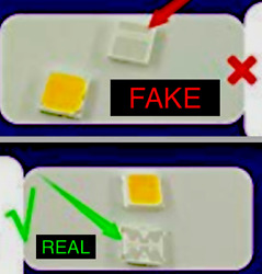 Beware Of Fakes 4x Lm301b Samsung Led Lights Quantum Boards 480w Mean Well Grow