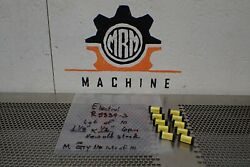 Electrol R5339-3 Reed Relay 6 Pin New Old Stock Lot Of 10 See All Pics